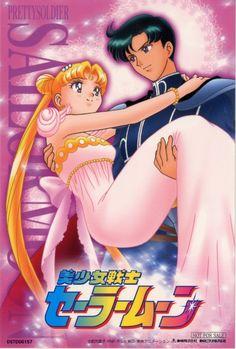 Naoko Takeuchi, Toei Animation, Bishoujo Senshi Sailor Moon, Mamoru Chiba, Prince Endymion