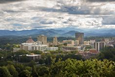 Looking to steal away for a weekend in Asheville? We've mapped out the city's best places to grab a meal, a drink or a good night's sleep.