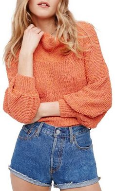 Eldessa pullover sweater from Free people. So cute!