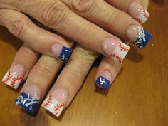Need these nails for a game this season!Only Giants color would be neat
