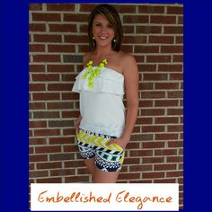 ~ Contact Embellished Elegance to purchase ~