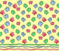 Her summer fabric by jelenkovich on Spoonflower - custom fabric