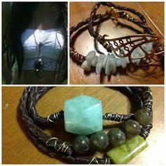 Bola cord bracelets