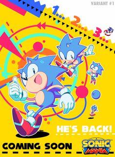 Sonic Mania!