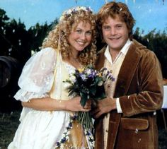 from the teeeny tiny snippets of what i have told dave, this is how he thinks i will look at wedding !