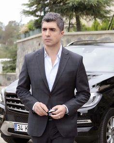 """""""Güzel """" Hatice Sendil, Mix Photo, Hot Actors, Turkish Actors, Male Beauty, Celebrity Crush, Istanbul, Suit Jacket, Handsome"""