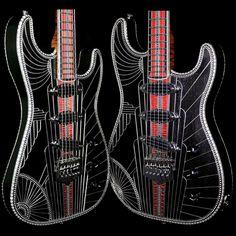 Fender Custom Shop NAMM Prestige Studioliner Stratocaster Masterbuit by Yuriy Shishkov