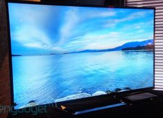 L's 84 inch Ultra High Definition 4K TV