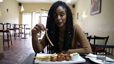 Join us as we check out a great Ghanaian restaurant just outside of Toronto- Golden Stool Restaurant. Are you a Black Foodie? Or do you have a taste for glob. Ghana Style, Restaurant, Beauty, Black, Black People, Restaurants, Supper Club, Dining Room