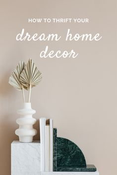 Looking for ways to decorate your home for cheap? These tips for thrifting the home decor of your dreams will help you find create the home you dream of affordably! Living Room Kitchen, Living Room Decor, Bohemian Living, Minimalist Decor, Old Houses, Indoor Plants, House Plants, Decorating Your Home, Thrifting
