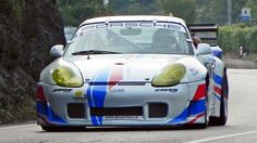Porsche 996 GT3 RSR Insane Sound