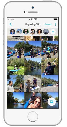 Ios Iphone, Ipad, Facebook Messenger, Kayaking, Free, Kayaks