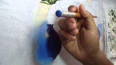 Markinhu Oliveira Pinturas - HORTÊNCIAS - 1ª Parte
