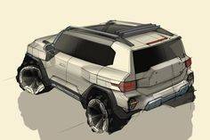 SsangYong sketches show new design direction | Article | Car Design News