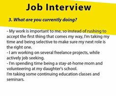 Job Interview Questions Part 5 Job Interview Answers, Job Interview Preparation, Interview Skills, Job Interview Tips, Job Interviews, Job Resume, Resume Tips, Resume Skills, Resume Help