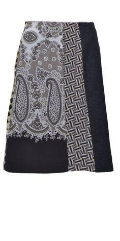 Maliparmi grey skirt