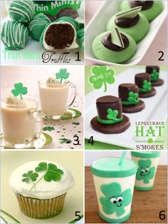 St. Patrick's Day Recipes - For Good Luck and Cheer -