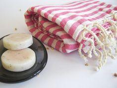 Set of 2 Traditional Turkish Bath Towel Peshtemal by TheAnatolian, $46.00