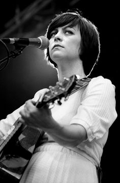 Tracyanne Campbell. I want to have another baby just so I can name her Tracyanne.