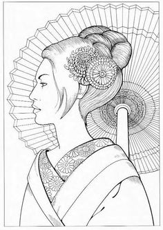 Free Adult Coloring Pages, Coloring Pages For Girls, Coloring Pages To Print, Colouring Pages, Coloring Books, Teen Art, Cartoon Sketches, Outline Drawings, Colorful Drawings