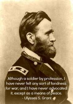 Ulysses S. Grant is fascinating to me. Never succeeded at anything but something he hated. American Presidents, American Civil War, American History, Ulysses S Grant, Civil War Quotes, Confederate States Of America, Union Army, War Photography, Head & Shoulders