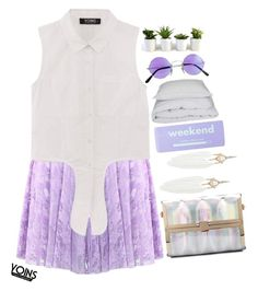 """""""#Yoins"""" by credentovideos ❤ liked on Polyvore featuring claire's and By Nord"""
