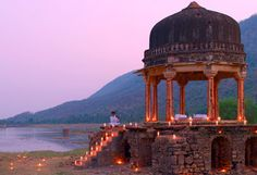 Amanbagh resort, India...a beautiful venue for a romantic wedding