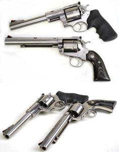 Super Redhawk and Super Blackhawk .44 Magnum legion elimination