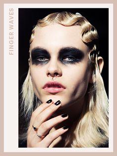 Fashion Week Hair - Marc Jacobs | allure.com