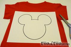 Super cute simple appliques for tshirts... A MUST DO!!