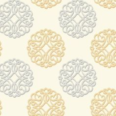 I pinned this Duo Wallpaper in Safi from the Candice Olson event at Joss and Main!