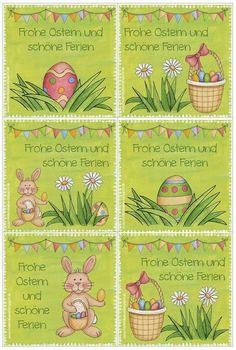 Ostern Spruch Ostergrüße | Ostern | Pinterest | Easter ...