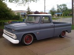 How about some pics of Trucks - Page 161 - The 1947 - Present Chevrolet & GMC Truck Message Board Network Vintage Chevy Trucks, Chevrolet Trucks, Gmc Pickup, Fast Times, Message Board, Cool Trucks, Hot Rods, Boards, Messages