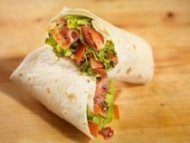 Fig and Turkey Bacon Wrap Recipe