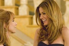 Kelly Bensimon and Jill Zarin in The Real Housewives of New York City Kelly Real Housewives, Housewives Of New York, Kelly Bensimon, Big Noses, Richard Avedon, Gorgeous Women, Beautiful, Hair And Nails, Hair Pins
