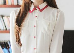 Awesome uniform...wish MY school's were this pretty!