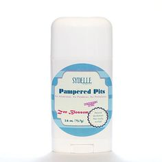 Hidradenitis Suppurativa Treatment & Sensitive Skin Deodorant (Zen Blossom) | Sydelle Cosmetics