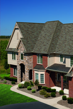 Buy Shingles or Metal Roofing in Genesee County — Genesee Lumber West Chester Ohio, Drip Edge, Roofing Options, Roofing Contractors, Popular Colors, Amai, Metal Roof, Search Engine Optimization, Driftwood