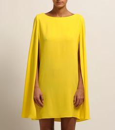 Miss Penny Dreadful: The yellow Maje dress.....
