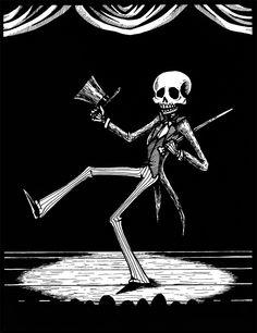 Skinny Vaudeville by cryptomorphe on deviantART