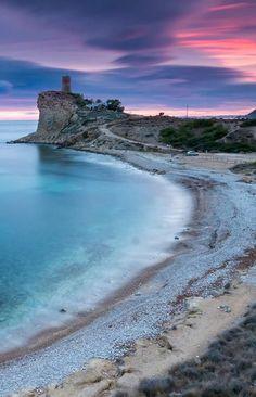 Villajoyosa, Alicante, Spain