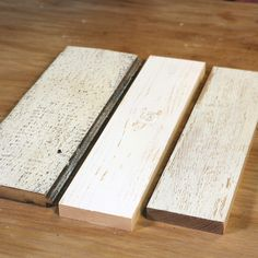 How to Whitewash Wood: 3 Simple Techniques — The Family Handyman Looking for that rustic farmhouse look of whitewashed wood? Try any of these three simple techniques on how to whitewash wood and turn drab into fab for your next project! Painting Wood Furniture White, Painting Wood White, Diy Furniture, Cabin Furniture, Western Furniture, Furniture Refinishing, Distressed Furniture, Rustic Furniture, Furniture Design