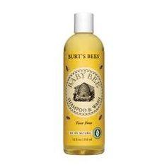 Burt's Bees - Baby Bee Shampoo & Wash