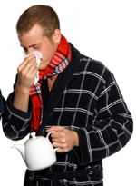 "How to use nutrition to combat the flu and other natural tips to stay healthy through ""cold"" season"