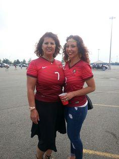 Portuguese me and Eliana