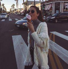 Ice cream in Venice