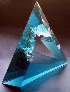 Glass - very creative Glass Ceramic, Mosaic Glass, Fused Glass, Stained Glass, Art Of Glass, Glass Wall Art, Glass Design, Design Art, Glass Art Pictures