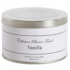 Doftljus Vanilla/Vanilj