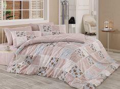 Lenjerie de pat Ranforce Square V3 Brown #homedecor #inspiration #interiordesing #pastel #colors Shabby Chic Decor, Comforters, Blanket, Pastel Colors, Bed, Brown, Inspiration, Home Decor, Creature Comforts