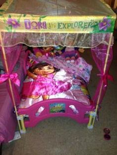 13 Gorgeous Dora The Explorer Toddler Bed Set Photo Ideas | BEDDING SETS | Pinterest | Toddler bed Toddler bed sheets and Bedding sets & 13 Gorgeous Dora The Explorer Toddler Bed Set Photo Ideas ...